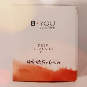 Deep Cleansing Kit - Pelle Mista o Grassa