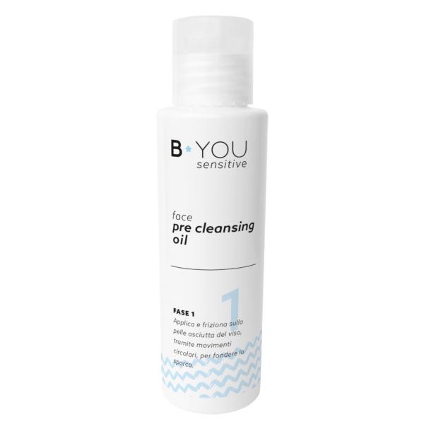 Face Pre Cleansing Oil - Pelle Secca o Sensibile